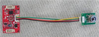 歐姆龍MEMS紅外溫度傳感器模塊GZB-001,搭載D6T-44L-06芯片