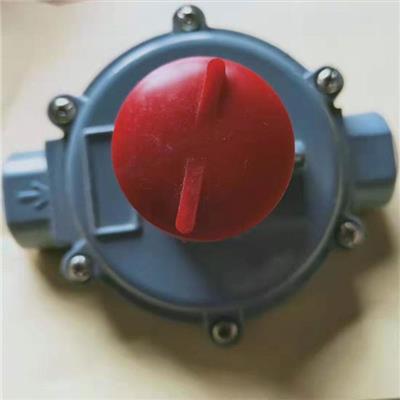 河池DN15表前減壓閥中壓進戶 燃氣調壓器