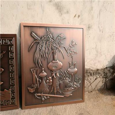 惠州穩定的銅色鋁單板訂做 鋁樂建材
