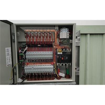 3.5kv霍爾隔離光伏匯流采集價格 光伏直流防雷柜采集裝置