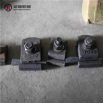 山東省金林供應壓軌器 鐵路軌道壓軌器 焊接型壓軌器多少錢