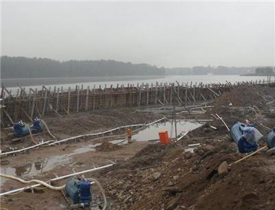 天门井点降水工程 万科降水工程有限公司