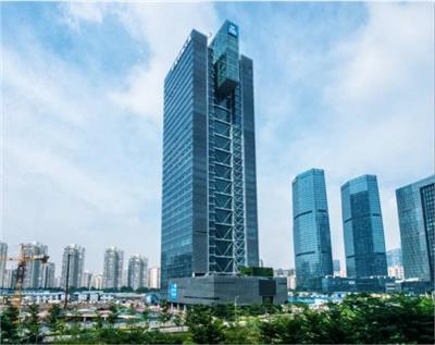 中建鋼構大廈物業管理寫字樓招商