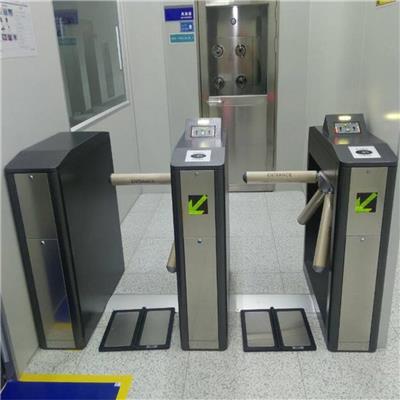 蘇州園區門禁安裝防靜電ESD智能系統聯網數顯考勤刷卡閘道