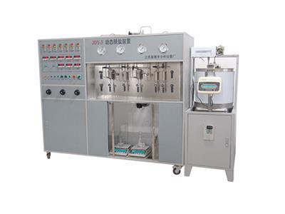 動態電脫水試驗裝置