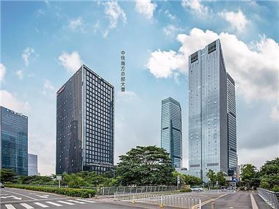 中鐵南方總部大廈寫字樓物業招商