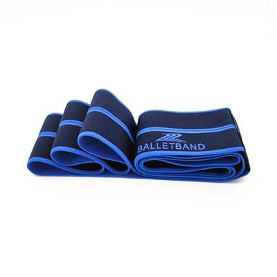 厂家定制 深蹲男女臀弹力带 提花瑜伽拉力带健身运动阻力带