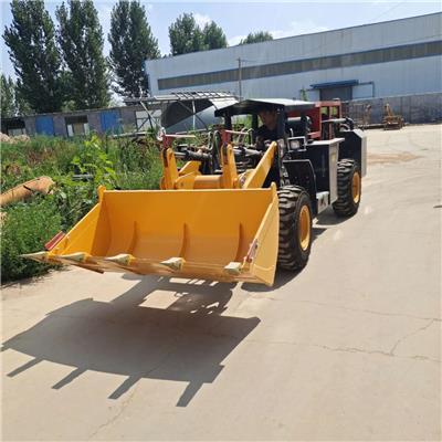 太原井下用的**小鏟車 礦井挖掘裝載機 地下鏟運機功能