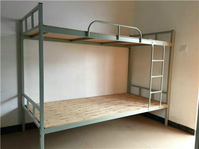 郴州上下鋪鐵床永固32管單人鐵床