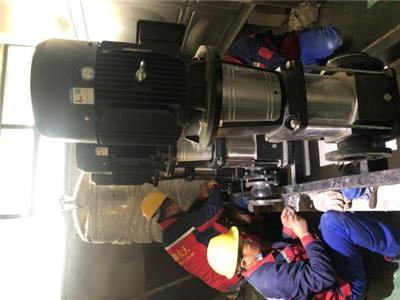 南京變頻供水泵房水泵水箱安裝