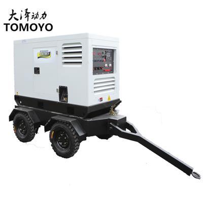 大澤動力TO400A-J發電電焊機的發展史