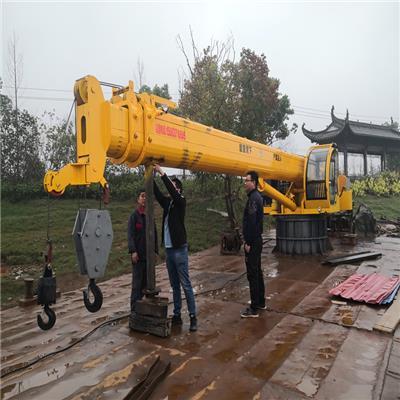 銅陵5噸船吊配置 35噸船吊參數