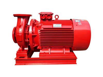 北京XBD-W臥式消防泵批發 臥式恒壓消防泵型號 穩壓裝置