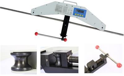 玻璃幕墻拉索張緊力測力儀 數顯式張緊力檢測儀