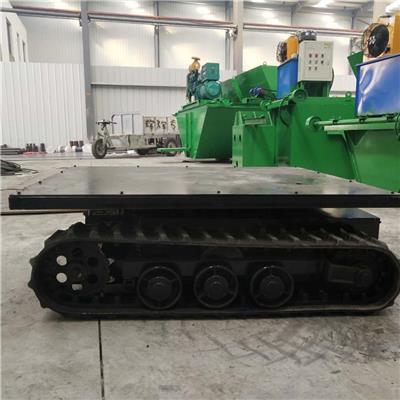 廠家生產農用橡膠履帶底盤配件 多規格履帶板定制 收割機橡膠履帶