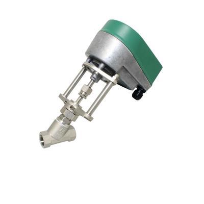 德國EA電動調節閥EBKL系列不銹鋼材質