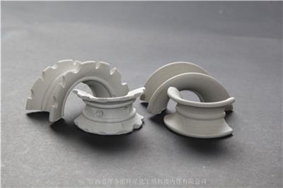 江西廠家 陶瓷填料 陶瓷異鞍環填料 質價雙優