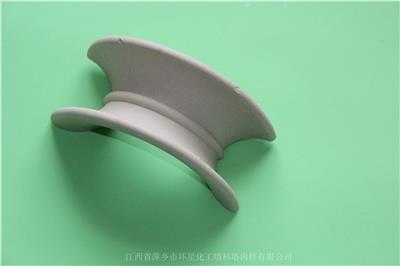 **陶瓷填料矩鞍環直徑50mm陶瓷矩鞍環