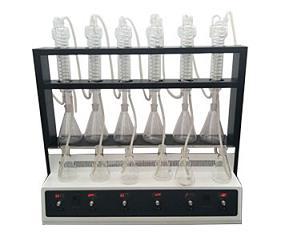 多功能蒸餾器CYZL-6C揮發酚蒸餾器