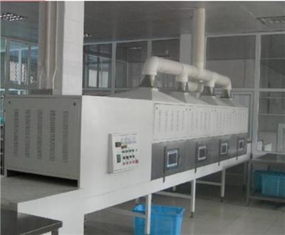 山東濟南微波干燥殺菌設備生產廠家