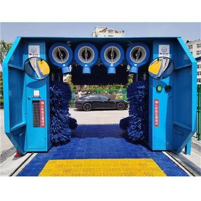 智能環保洗車機**型材質量可靠