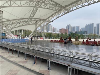 会展搭建 广东会议舞台搭建公司