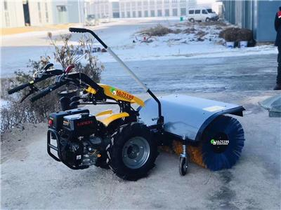 揚雪機除雪設備QS420小型除雪機,多功能清雪機械好品質