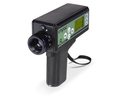 Impac IGA 140/23 系列 帶可選接口的數字、**紅外溫度計,50 至 1800°C