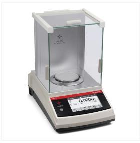 自動雙量程分析天平0.0001級