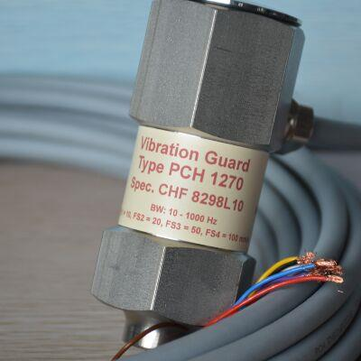丹麥PCH震動傳感器PCH1270空運**CHF5210