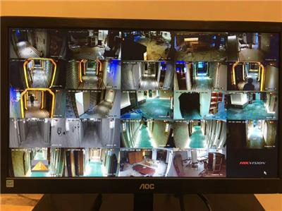 飛翔公園 三元里 廣州火車站 監控安裝 弱電施工