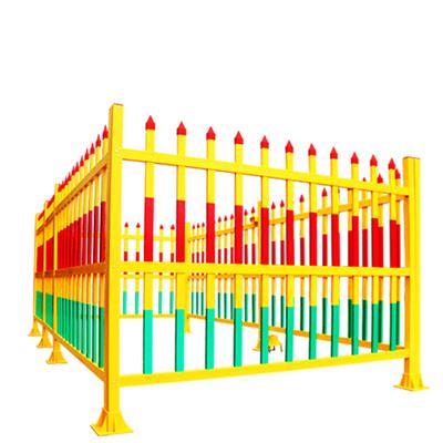 不銹鋼圍欄桿報價 電廠隔離網 地埋伸縮圍欄桿廠家生產