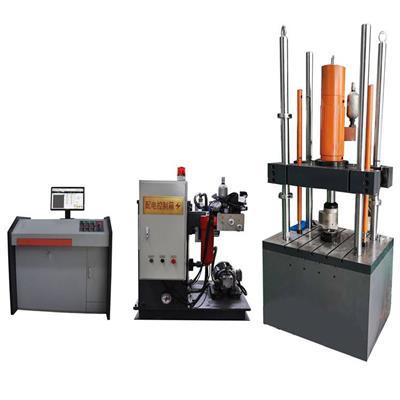 供應橡膠墊層電液伺服疲勞試驗機