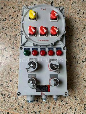 增安型防爆箱304不銹鋼防爆箱 電機起動器防爆控制箱接線箱照明配電箱