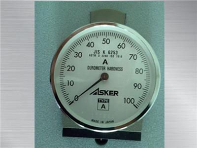 日本ASKER橡膠硬度計A型 普通橡膠硬度測試