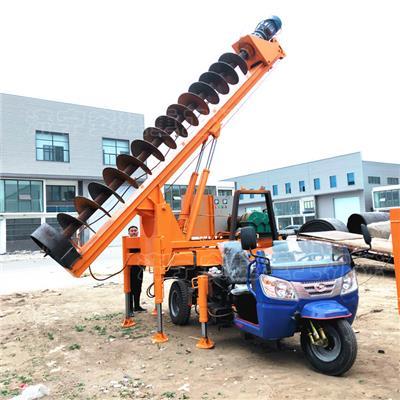 安捷訂制3噸5噸農用三輪車吊車