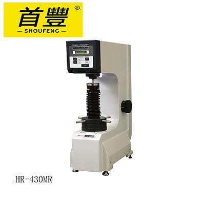 三豐Mitutoyo 洛氏硬度試驗機 型號HR-430MS