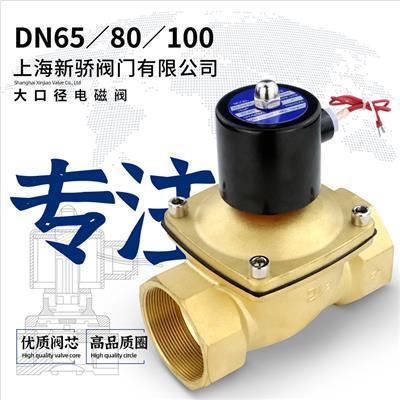 2W电磁阀DN65