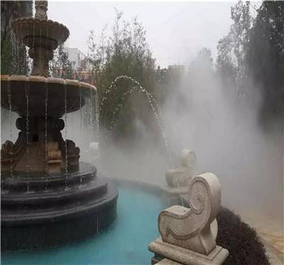 商丘游樂園霧噴設備型號