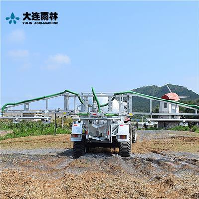 大連雨林**12噸混合沼液施肥機 罐裝撒肥車