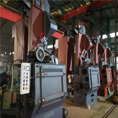 吊鉤式拋丸機-焊接件拋丸清理除銹機-鑄件拋丸清理機