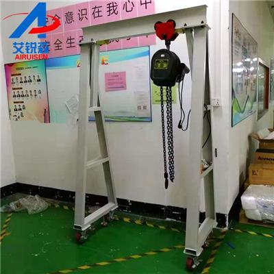 艾銳森龍門吊架供應廠家|簡易式龍門吊架制造商