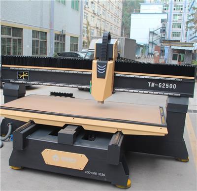 **1325迷你字廣告雕刻機斜邊發光字PVC亞克力塑料中纖雕刻加工