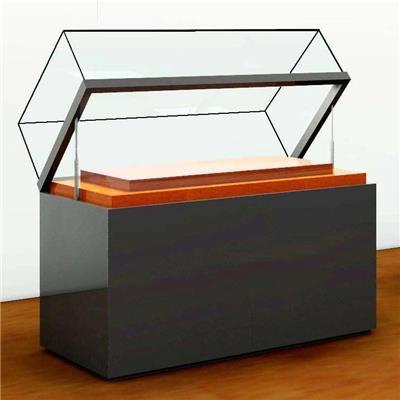 博物館文物展示柜長軸字畫展示柜展柜低反玻璃展示柜