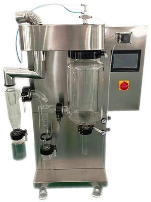 上海豫明小型噴霧干燥機 全不銹鋼雙分離過濾實驗型噴霧干燥機YM-8000SG 廠家**