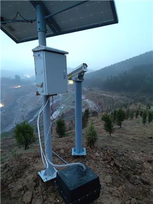 礦山環境監測站、地質環境監測站、施工現場環境監測站、城市空氣質量監測站