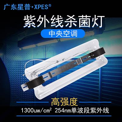 中央空調管道空氣殺菌燈新風系統消毒紫外線uv燈廣東星普XPES廠家