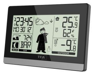 德國TFA溫度計