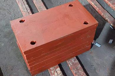 立磨導向板/導向塊生產定制蘇州潤達廠家**