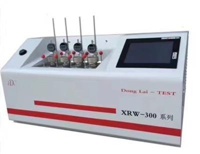 XRW-300C熱變形、維卡軟化點溫度測定儀